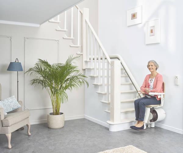 Monte escalier pour fauteuil roulant prix : Demandez votre étude gratuite