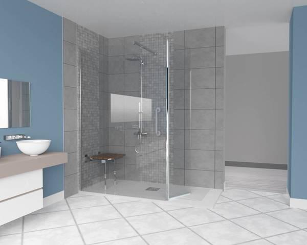 Création douche italienne prix : Devis Gratuit et Sans Engagement
