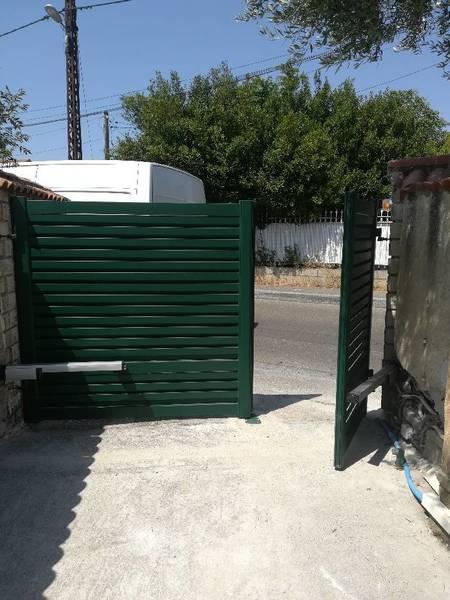 Devis construction portail pas cher : Obtenez 3 Devis Gratuits