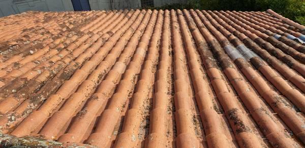Tarif démoussage toiture : Devis en ligne Gratuits