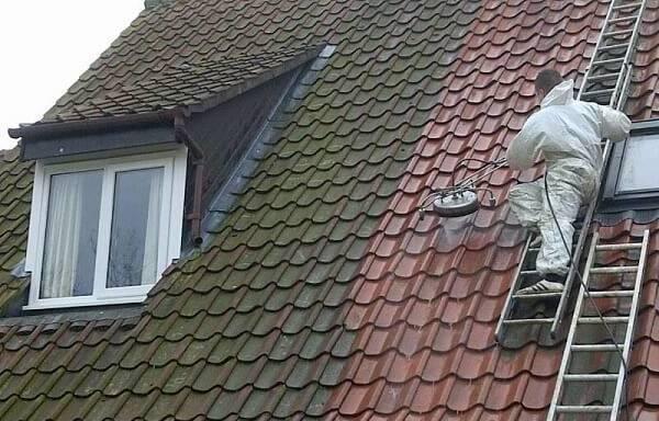 Nettoyage démoussage toiture prix : Demandez Vos Devis Gratuits