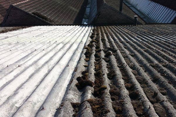 Coût d'un nettoyage de toiture : Prix Imbattables Devis Gratuit