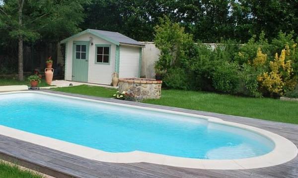 tarif piscine creusée 8x4