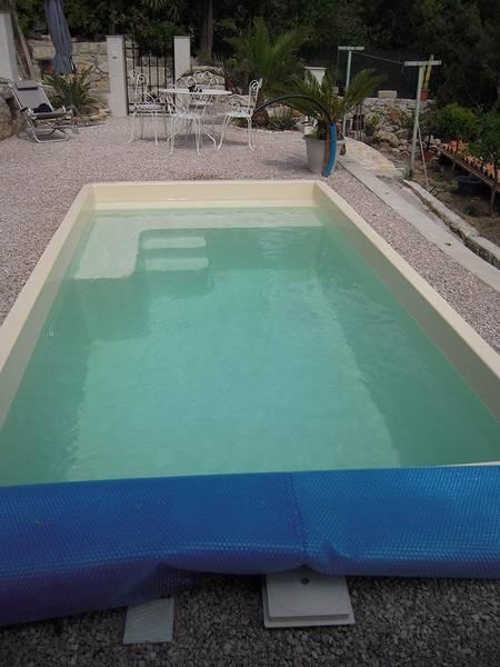 prix d'une piscine creusée 10x5