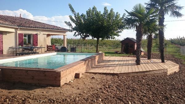 Tarif piscine béton 10x5 : Comparez les pros de votre région