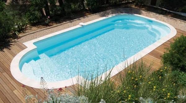 Prix piscine hors sol semi enterrée : Votre piscine au meilleur prix