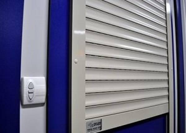 Prix volet roulant aluminium sur mesure : Prix pose électrique ou manuel